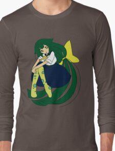 Gatchaman Crowds - Utsutsu Long Sleeve T-Shirt