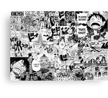 One piece Canvas Print