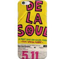 De la Soul '89 - Munich iPhone Case/Skin