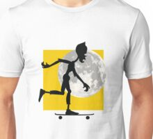 Friendly Zombie - longboard Unisex T-Shirt