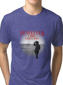 Traveller Chris Stapleton Traveller  Tri-blend T-Shirt