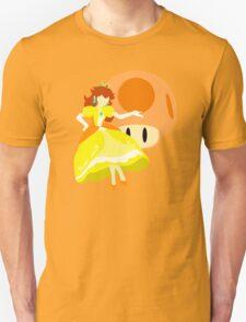 Super Smash Bros Daisy T-Shirt