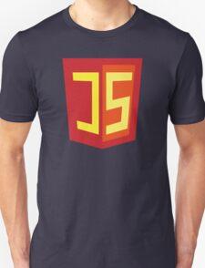 JS Supercoder - Superman Parody for JavaScript Programmers T-Shirt