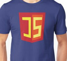 JS Supercoder - Superman Parody for JavaScript Programmers Unisex T-Shirt