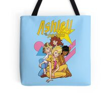 Ashley and the Starlights Tote Bag
