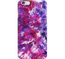 Colorful explosion iPhone Case/Skin