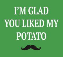 John Watson - Potato Baby Tee