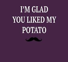 John Watson - Potato Womens Fitted T-Shirt