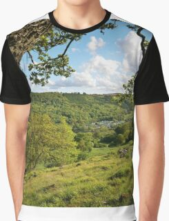 Swaledale Views Graphic T-Shirt