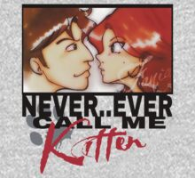 Never ever call me Kitten One Piece - Long Sleeve