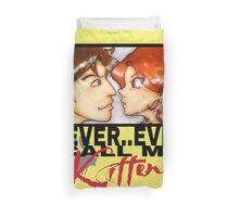 Never ever call me Kitten Duvet Cover