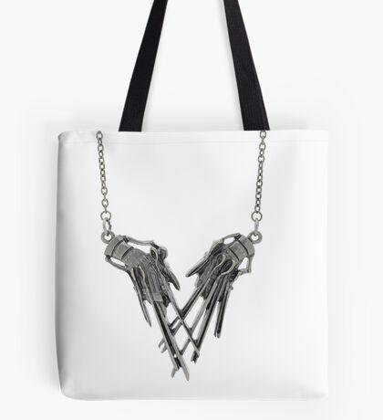 scissorhands Tote Bag