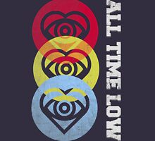 all time low - Future heart 3 color Unisex T-Shirt