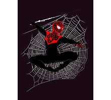 Ultimate Spider-Man IV (Large Variant) Photographic Print