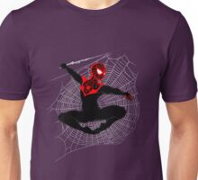 Ultimate Spider-Man IV (Large Variant) Unisex T-Shirt