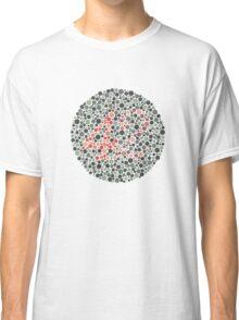 42 - Ishihara Plate Classic T-Shirt
