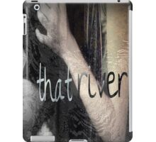 that river iPad Case/Skin