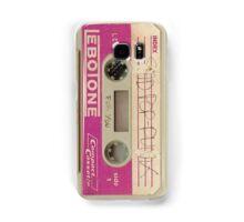 Sad Pop Punk Cassette Samsung Galaxy Case/Skin