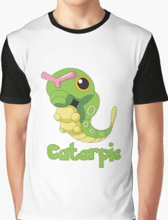 Caterpie Graphic T-Shirt