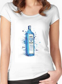 Bombay Women's Fitted Scoop T-Shirt