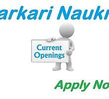 Sarkari Naukri in India 2016 with the Free Job Alert  by amaraclues