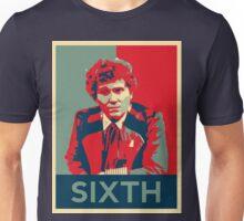Sixth doctor - Fairey's style Unisex T-Shirt