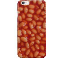 Beans1 iPhone Case/Skin