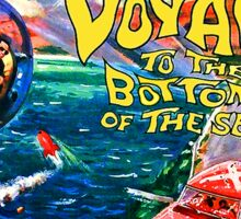 Voyage to the Bottom of the sea Sticker