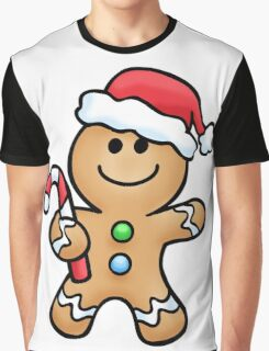 Gingerbread Sweety Graphic T-Shirt