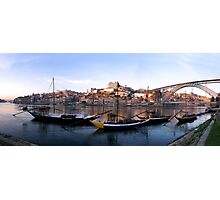 Oporto panorama Photographic Print