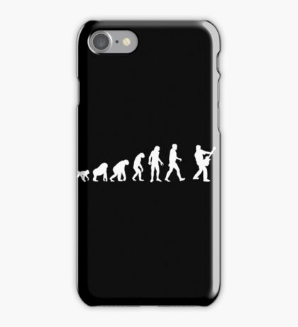 rocker evolution iPhone Case/Skin