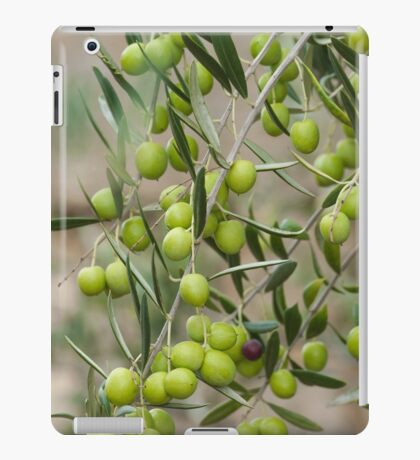 The Crop iPad Case/Skin