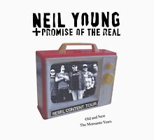 Neil Young promise of the real Rebel Content monsanto Unisex T-Shirt