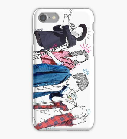 One Direction iPhone Case #1 iPhone Case/Skin