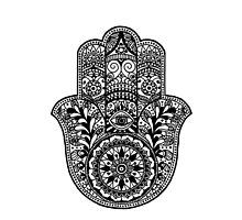 Hamsa by nycdesigns