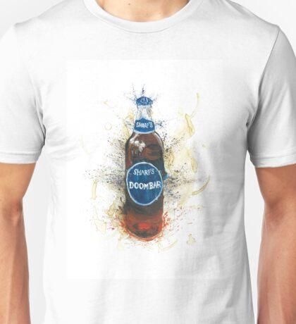 Doom Bar Beer Lager Bottle Unisex T-Shirt