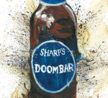Doom Bar Beer Lager Bottle Sticker