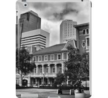 Perth Courtyard iPad Case/Skin