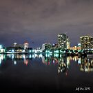 Downtown St.Petersburg Florida by Jeff Ore