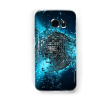 Disco planet explosion Samsung Galaxy Case/Skin
