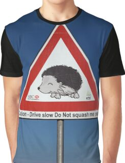 Don't squash me Graphic T-Shirt