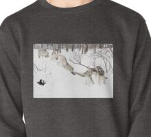The Pack - Timber wolves Pullover