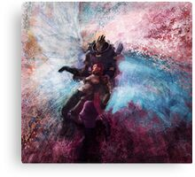 Finding Shepard Canvas Print