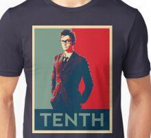 Tenth doctor - Fairey's style Unisex T-Shirt