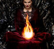 The Reigning Queen Sticker