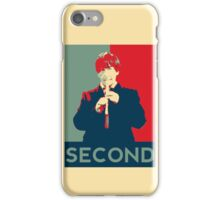 Second doctor - Fairey's style iPhone Case/Skin