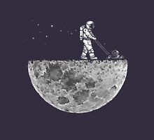 Moonwalk [Edge Of The Moon] Unisex T-Shirt