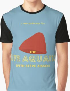 The Life Aquatic with Steve Zissou Beanie Poster Graphic T-Shirt