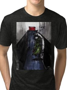 I Want Out Tri-blend T-Shirt