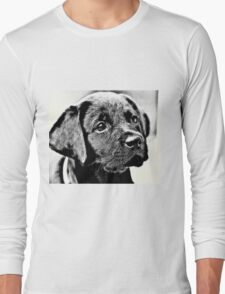 Urwin The Guide Dog Long Sleeve T-Shirt